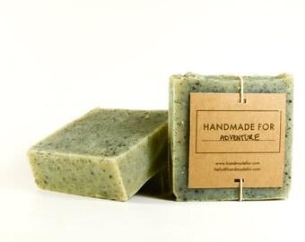 Volcanic Birch Soap