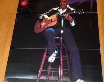 "Richard Pryor Poster ""Greatest Hits""1977 Warner Bros Promo"