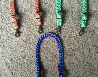 Custom Adjustable Wither Strap --- Write Color Selections in Order Comments!!!