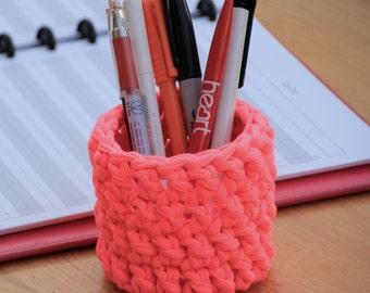 Small Pot - Fabric Yarn