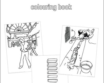 feminist coloring pages - feminist art colouring pages print your own colouring books