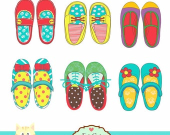 Shoes clipart – Etsy