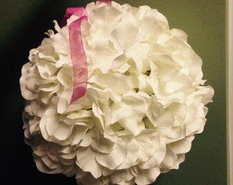Hanging Hydrangea Flower Ball