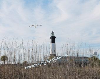 Tybee Lighthouse on Tybee Island, GA (Near Savannah)! Digital Download Photography