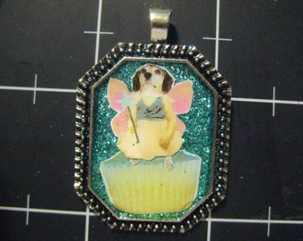 Beaglefairy Cupcake, 50% of the proceeds go to the current selected animal charity