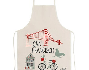 San Francisco Apron
