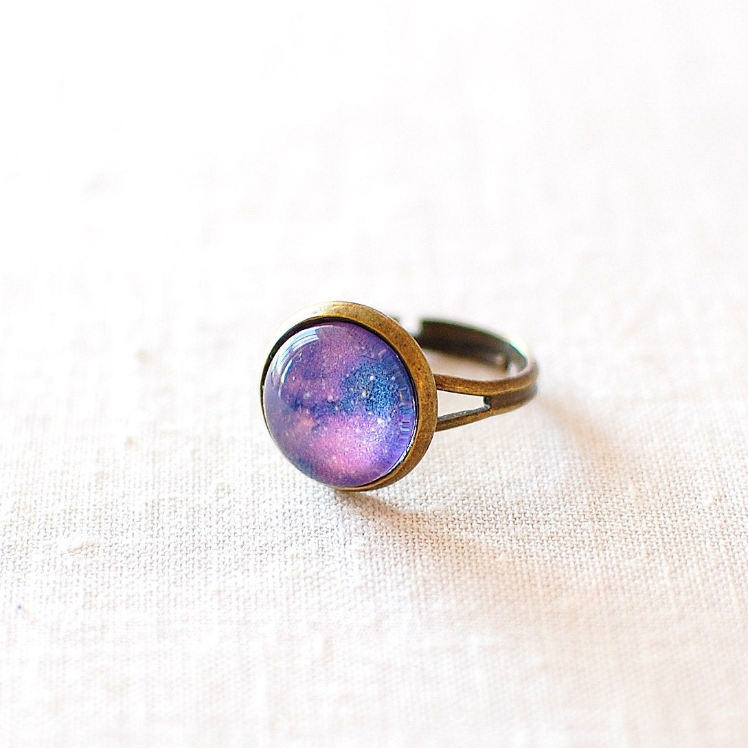 Purple Galaxy Ring Space Ring Glass Dome Ring Adjustable. Hemochromatosis Rings. Lovely Couple Wedding Rings. Huge Diamond Wedding Rings. 8mm Engagement Rings. Star Hollywood Wedding Rings. Seven Diamond Wedding Rings. Mouth Rings. Cocktail Wedding Rings