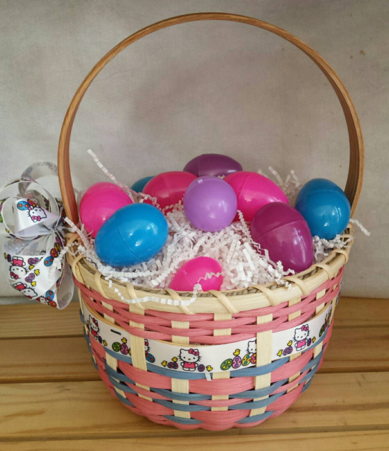 handmade easter baskets handmade large s classic easter basket hello 6048
