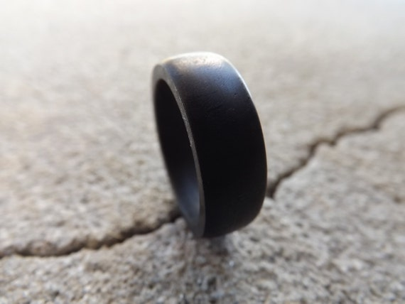 Johsua Bishop Handmade Ebony Ring for Men