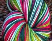 Sugar Skull- Self Striping Yarn