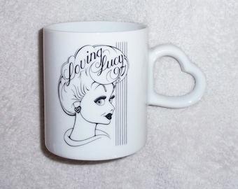 LUCILLE BALL convention mug (1997)