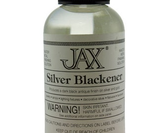 Jax Silver Darkener 2oz Bottle  (PM9006)