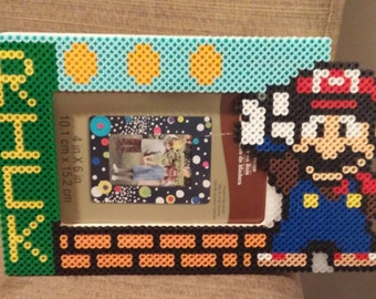 Mario picture frame