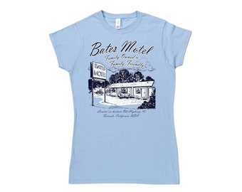 Womens Bates Motel T Shirt