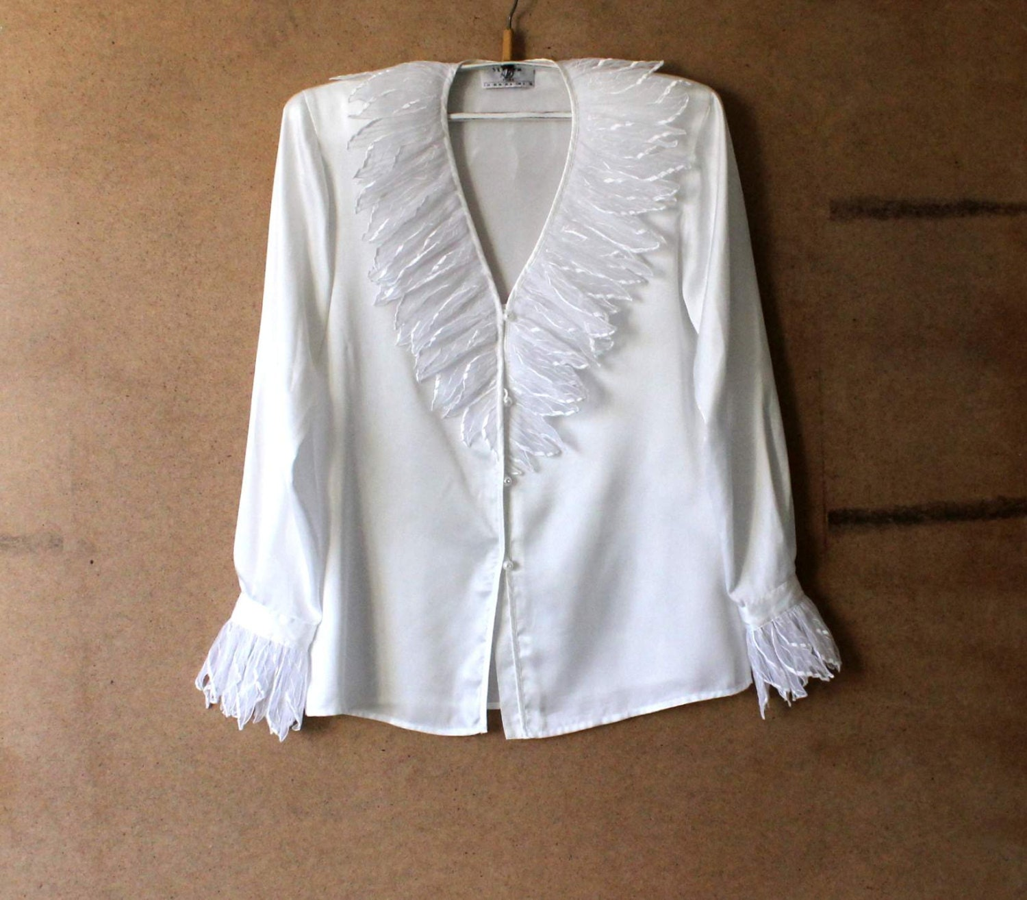 Polyester Blouse Static 68