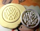 VW Volkswagen Logo Cookie Cutter