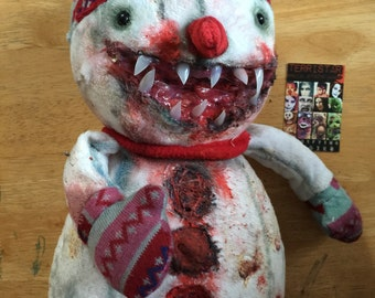 Terrfying Teddie -cold blood