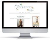 The Geometric Life: Blogger Template