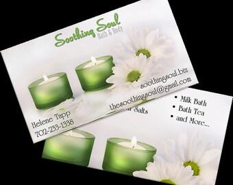Business Card Design - Two Sided - Professional Designer - Custom