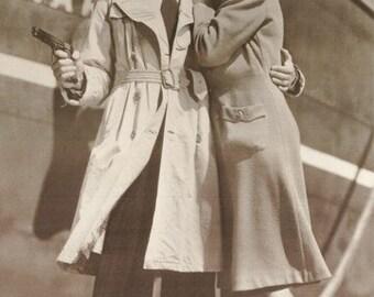 Humphrey Bogart Rare Vintage Poster