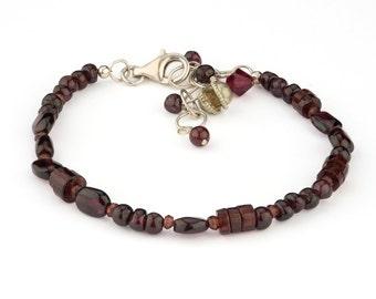 Lovely Persephone bracelet