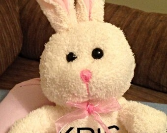 Easter Bunnies Personalized