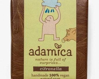 Citronella Handmade Organic Vegan Raw Oil based Soap