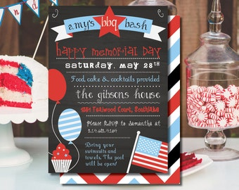 free memorial day online invitations punchbowl