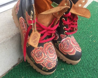 Unique Customized Timberlands Related Items Etsy