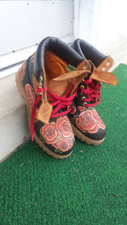 6xh9i5ps Sale Custom Made Timberland Boots