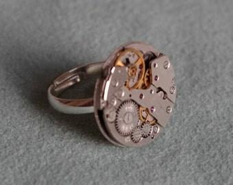 Timepiece ring