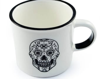 Coffee Mug  - Sugar Skull