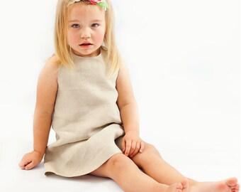 hemp dress for girls