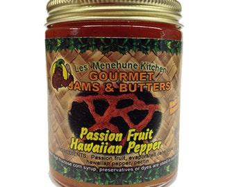 Passion Fruit Hawaiian Pepper Jam
