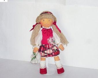 ARISHA doll handmade