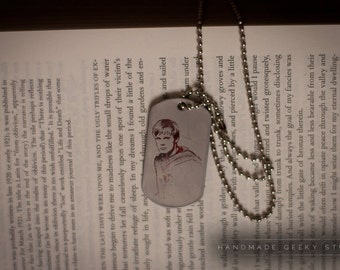 MERLIN / Arthur dog tag