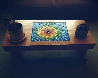 Custom Glass Mosaic Pieces