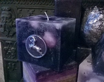 Zodiac Cube Candles