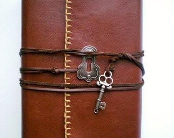 The Key Journal/Sketchbook