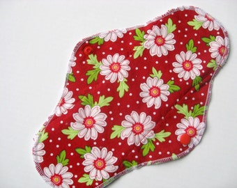 Menstrual pads 1 ' '-HEAVY-Cloth mama pads-Washable-Reusable-Eco-friendly