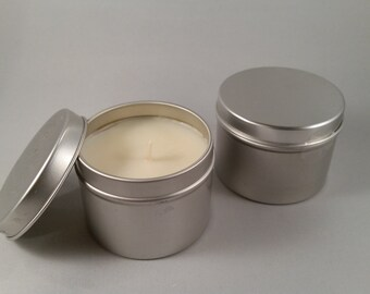 Candle in a Tin