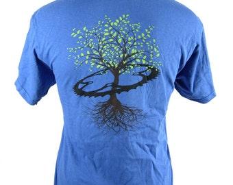 Kaishingo Men's Chainring Cycling T-Shirt