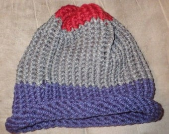 Fun Striped Adult Hat