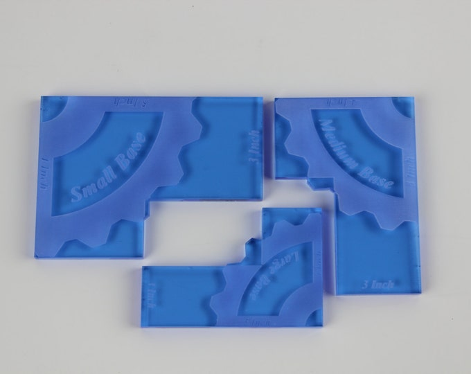 Blue - War Machine Blast Key 3 Pack