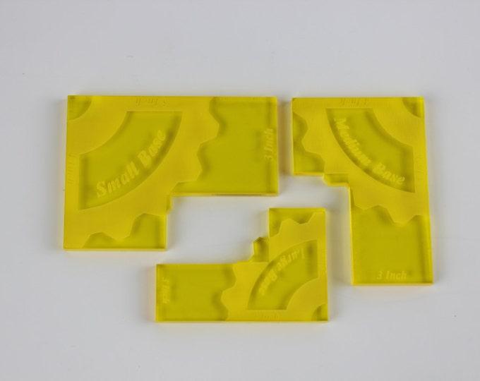 Yellow - War Machine Blast Key 3 Pack