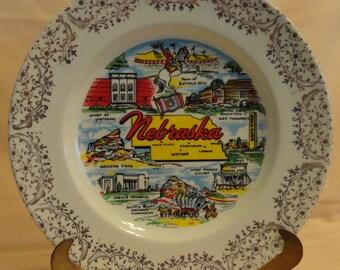 Nebraska plate