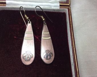 Vintage Nuri dangle earrings