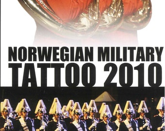 Norwegian Military Tattoo (2010) (DVD)