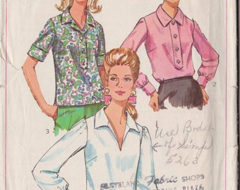 Simplicity 7172 Vintage 1967 Sewing Pattern