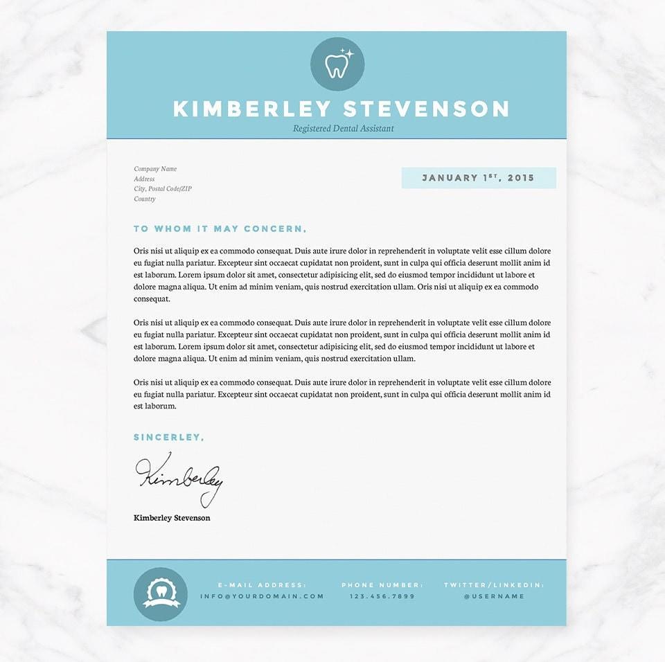 bleu cv assistant dentaire lettre de motivation et r u00e9f u00e9rences